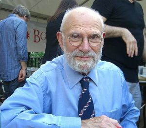 Oliver Sacks.   © Luigi Novi / Wikimedia Commons