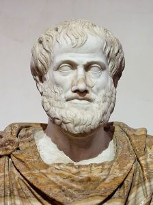Aristotle.  Ludovisi Collection
