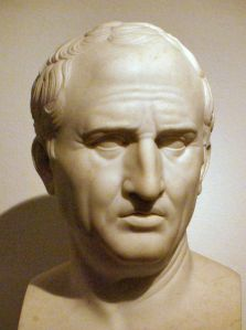 Cicero. Thorvaldsens Museum, Copenhagen