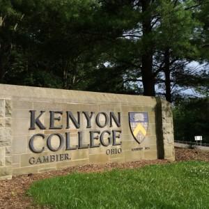 From the kenyon.edu website