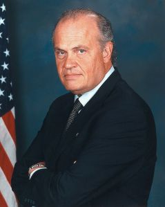 Fred Thompson in his Senate days